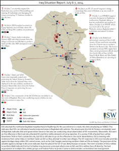 2014-07-07 Situation Report