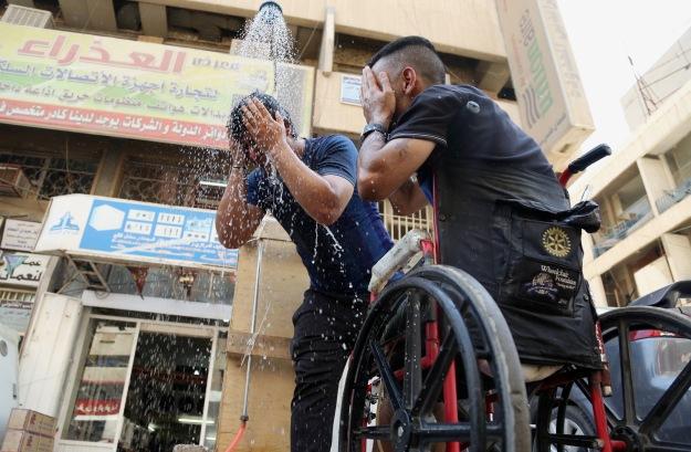 Mideast Iraq Daily Life