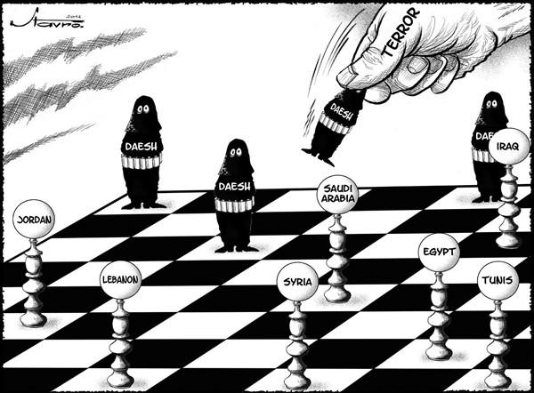 ISIS'a next target is KSA