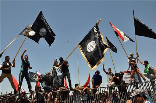 Mideast Iraq Sunnis
