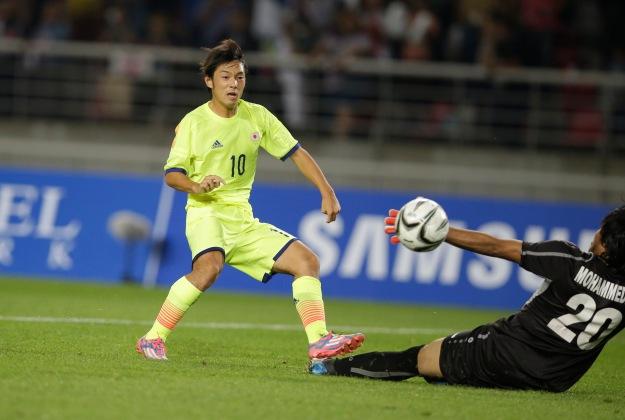 South Korea Asian Games Soccer